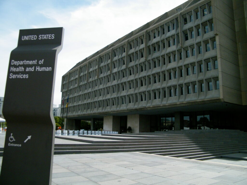 Department of Health Human Services