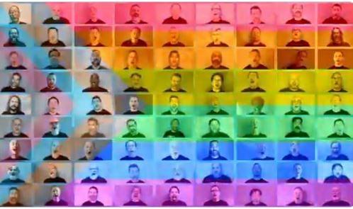 children gay choir